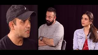 """""""I Am GLAD Ranbir Kapoor Is…"""": Sanjay Dutt   Rajkumar Hirani   Dutt Biopic   Bhoomi"""