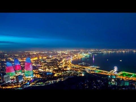Baku, Azerbaijan (promo HD 1080p)