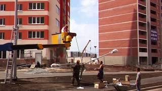 Монтаж уличного освещения. Услуги автовышек в Самаре(, 2015-07-30T20:09:58.000Z)