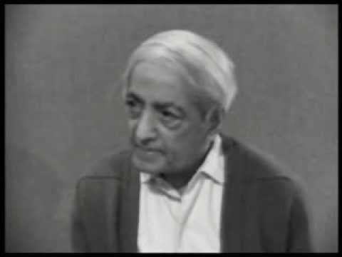 J. Krishnamurti & David Bohm - Brockwood Park 1980 - 15: Can human problems be solved?