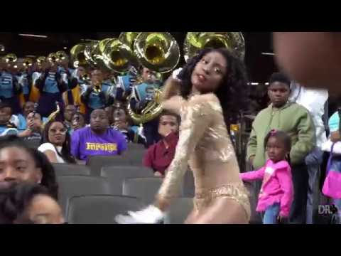"""Southern University Fabulous Dancing Dolls Highlights """"New Catch-Ons Edition"""" (2017)"""