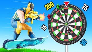 DRIFTBOARD DARTS & Mini Games in Fortnite Battle Royale