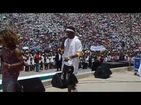 MIJAH - LIVE EN COLISEUM DE MADAGASCAR