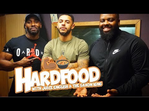 061: RESPECT THE GAME (WITH ANDRE GRAY) - HARDFOOD PODCAST (FULL EPISODE)