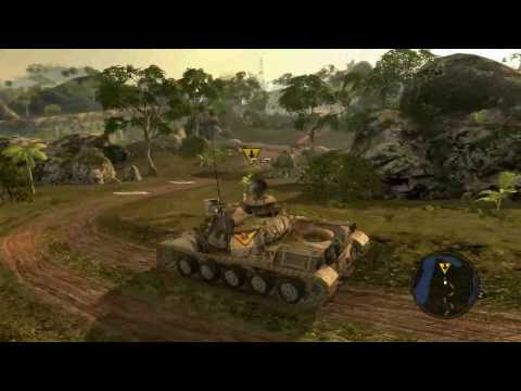 CGRundertow MERCENARIES 2: WORLD IN FLAMES for PlayStation 3 Video Game Review