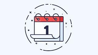 Illustrator Tutorial : Design A Calendar Icon