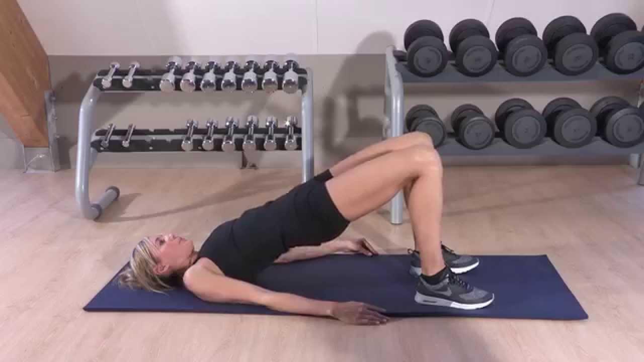 Exercice de fitness pour muscler les fesses et les cuisses for Exercice pour muscler interieur cuisse