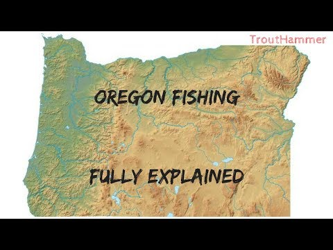 Oregon Fishing FULLY EXPLAINED