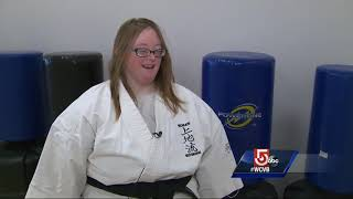 Decorated Special Olympian ready for biggest challenge yet