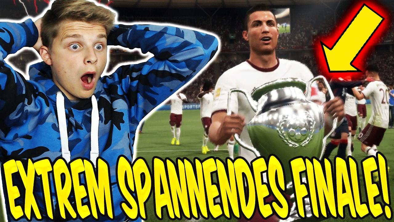 FIFA 17 KARRIEREMODUS - EXTREM SPANNENDES FINALE!! ⚽⛔️😝 - GAMEPLAY BAYERN KARRIERE (DEUTSCH) #93