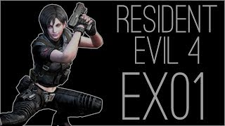 Matt McMuscles ✕『RSS』Resident Evil 4: Wii Edition (Part EX01) Assignment Ada + The Mercenaries