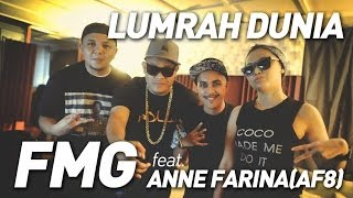 FMG - Lumrah Dunia feat Anne Farina AF8 (Un-official) Malaysia Distro Talent