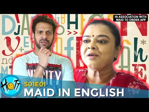 Maid in English | S01E01 | Karan Veer Mehra | Gulfam Hussain