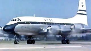 BOAC Promo Film - 1957