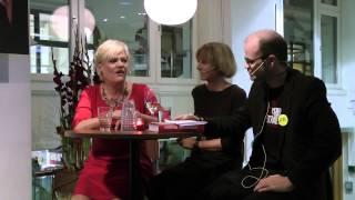 Kristin Halvorsen om valg av Lilla Sølhusvik som forfatter en boken Gjennomslag