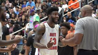 Drew League 2019 CHAMPIONS Most Hated Players HIGHLIGHTS & POSTGAME