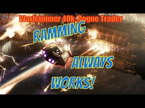Warhammer 40k: Rogue Trader Pt2 Ship Battle and Call to Aid