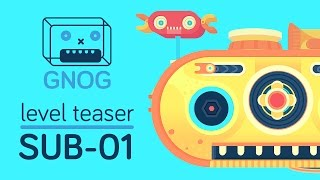 Double Fine Presents: GNOG by KO_OP Level Teaser - SUB-01
