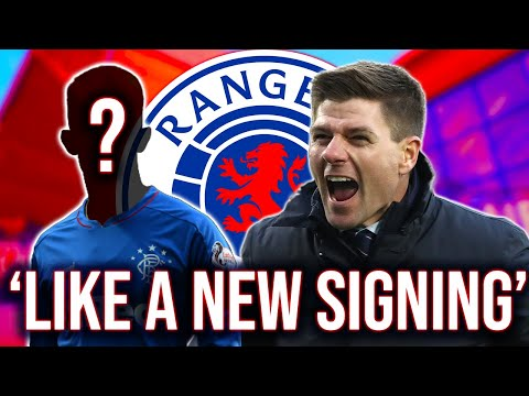 'Like a New Rangers signing' - Pundit reacts to HUGE Auchenhowie reveal