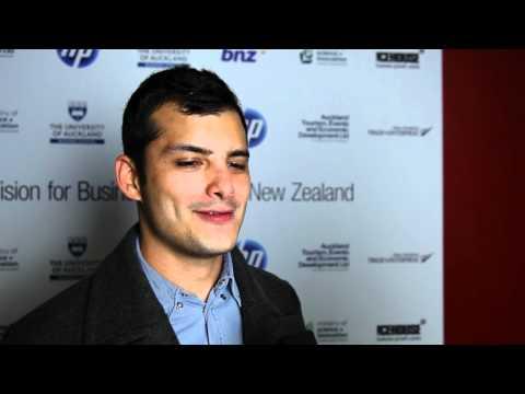 Derek Handley - Speaker Interview ICE Ideas Conference 2011