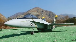 Exceed RC 70mm F/A-18C Hornet EDF Jet Review