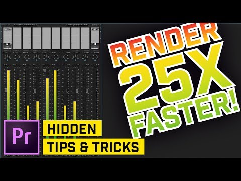 5 Hidden Tips & Tricks in Premiere Pro CC