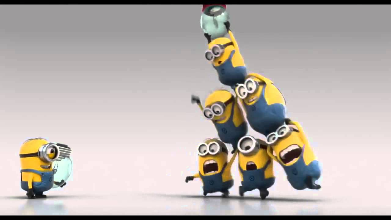 Minions Teamwork Super Funny Youtube