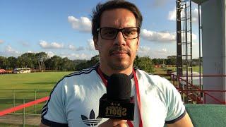 [Ao vivo] CT do Sport: Milton Mendes define time titular