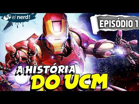 HISTÓRIA DO UCM EP 1: TONY STARK E O INICIO DE TUDO