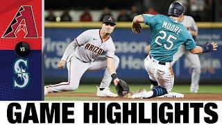 Diamondbacks vs. Mariners Game Highlights (9/10/21)