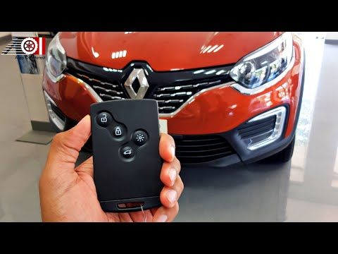2018 Renault Captur RXE Base Model | Price | Mileage | Features | Specs | Interior | Stylish SUV