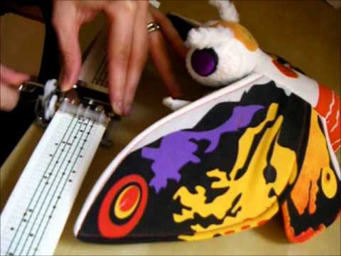 Mothra Song on a Music Box