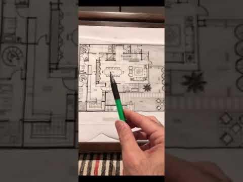 مخطط منزلي على مساحة 300 م2 مساعد القفاري Youtube
