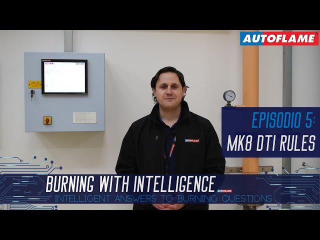 Burning With Intelligence | Episodio 5 | DTI Mk8, Reglas de Actuación