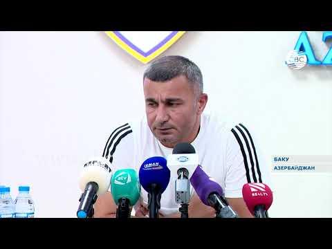 'Карабах' проведет ответную игру против 'Линфилда'