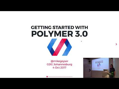 Getting Started With Polymer 3 0