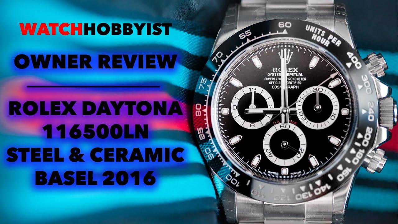 in depth review rolex daytona 500 116500ln stainless steel