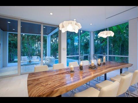 Mesas de comedor modernas extensibles redondas - Mesas grandes de comedor ...
