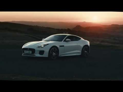 2020 Jaguar F-Type Checkered Flag Edition Video Debut
