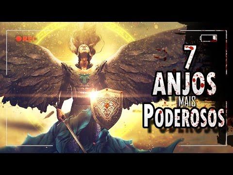 OS 7 ANJOS MAIS PODEROSOS DE DEUS!!!