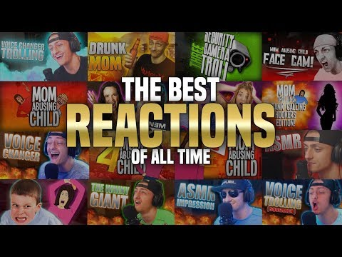 BEST REACTIONS OF ALL TIME - Best In Class