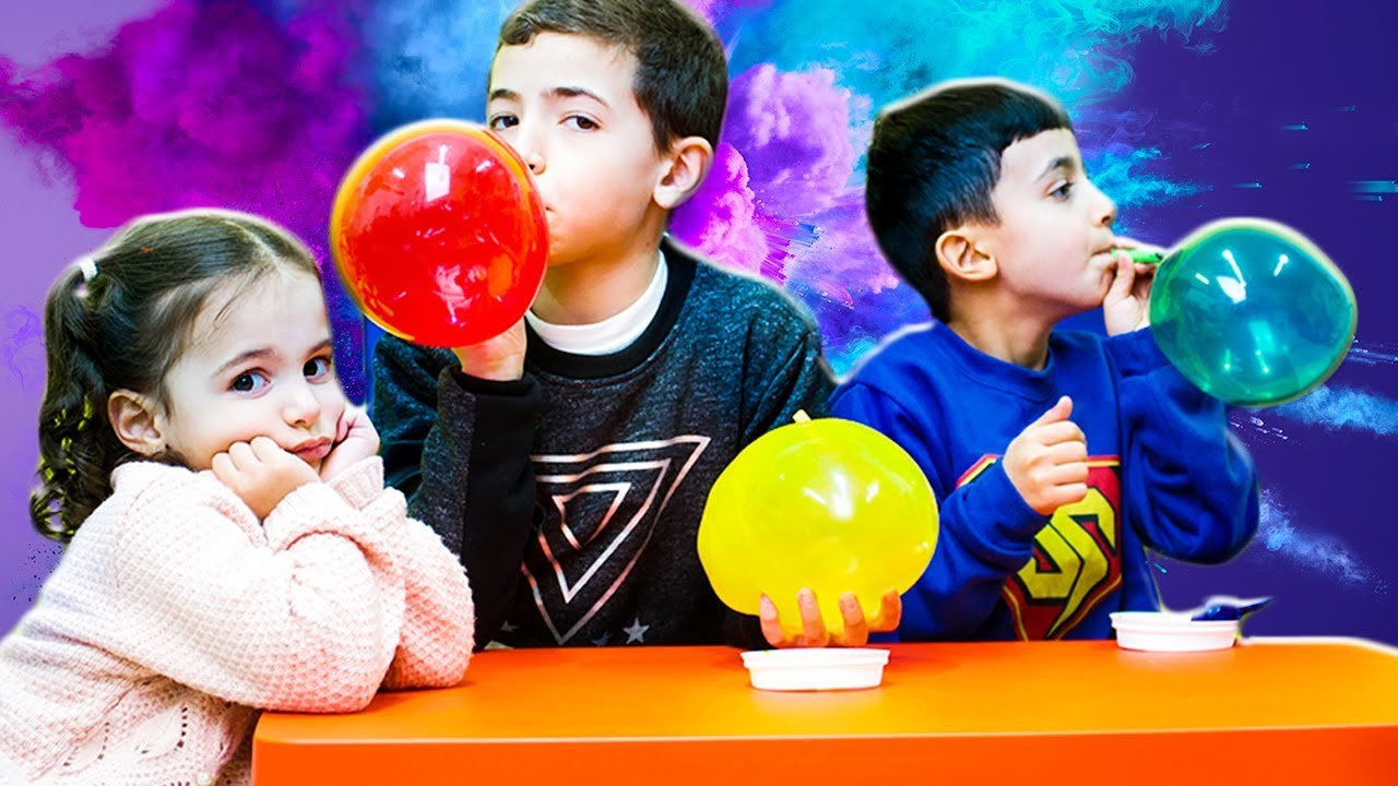 سوبر سمعة وبلالين السلايم - super somaa and the slime balloons