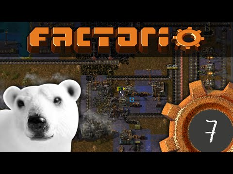 Factorio! #7: Playing with Petroleum!