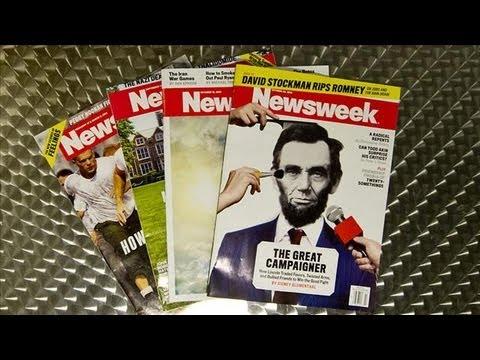 Newsweek to End Print Edition