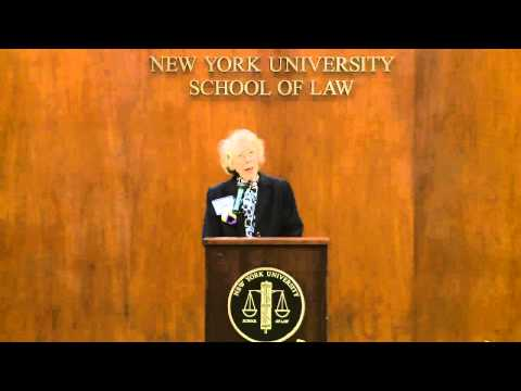 Law Women Alumna of the Year: Judge Pauline Newman '58