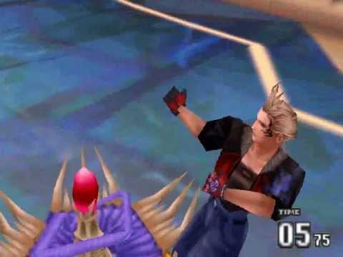 Final Fantasy VIII - Zell Dincht's Limit Breaks