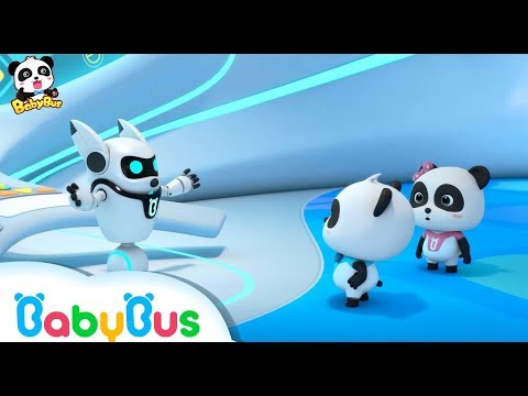 Super Panda Mission | SOS! Animals are in Danger | Kids Cartoons | BabyBus