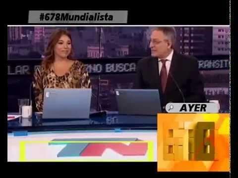 LA CLARIDAD DE SABELLA Y MESSI - LA NUEVA CABALA DEL MUNDIAL - 25-06-14