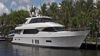 2016 Ocean Alexander 90 Motor Yacht for Sale at MarineMax Pier 66