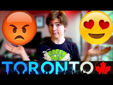 5 Things I HATE & LOVE about living in Toronto